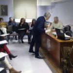 """Impartido el curso de formación sindical  """"El Contrato de Trabajo:fundamentos y tipos"""" en Cantabria"""