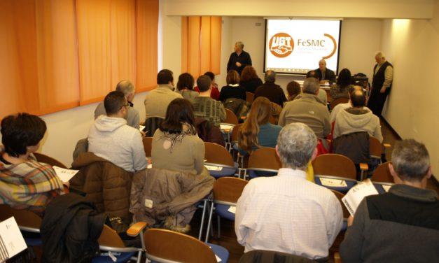 """Se inicia la programación de formación sindical en Cantabria de 2017 con la impartición del curso """"Como Interpretar tu Nómina"""""""