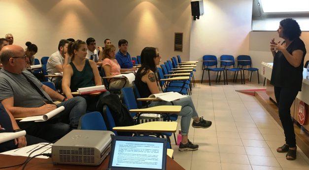 Curso de iniciación y orientación a la RLT