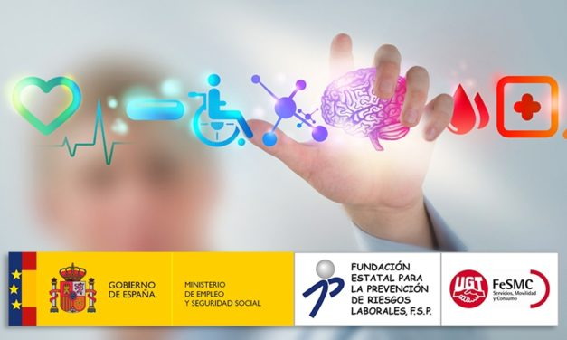 La Fundación para la Prevención de Riesgos Laborales adjudica cuatro acciones sectoriales a FeSMC-UGT