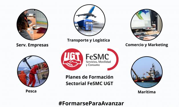 Planes de Formación Sectoriales a nivel Estatal de FeSMC-UGT